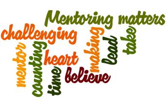 mentoring new terachers