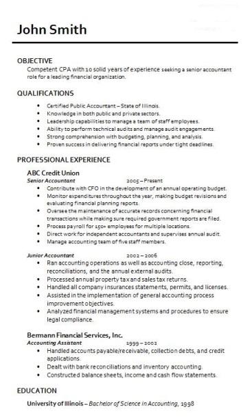 Construction resume example   Mike\'s Blog