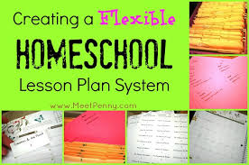 You Need Home School Lesson Plan Software""