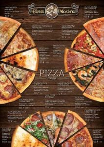 """""""Pizza Menu Printing Survey Results - Feedback from Pizza Shop Owners"""""""