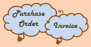 """Purchase Orders Vs Invoices"""""""